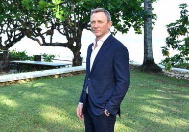 Hombre pervertido es arrestado en set de la nueva película de Bond - Getty