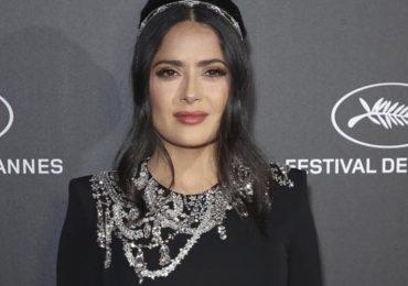 Salma Hayek sorprende con nuevo look de homeless - Getty
