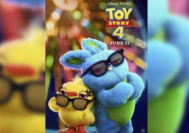 Lanzan avance de Toy Story 4 a pocos días de su estreno