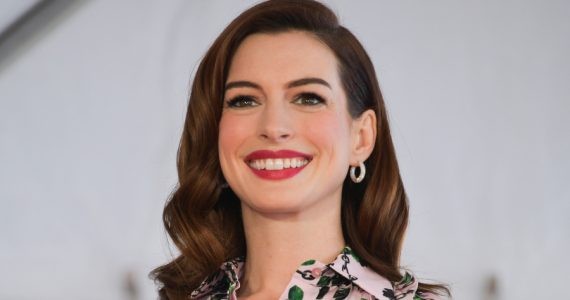 Anne Hathaway. Foto: Getty Images