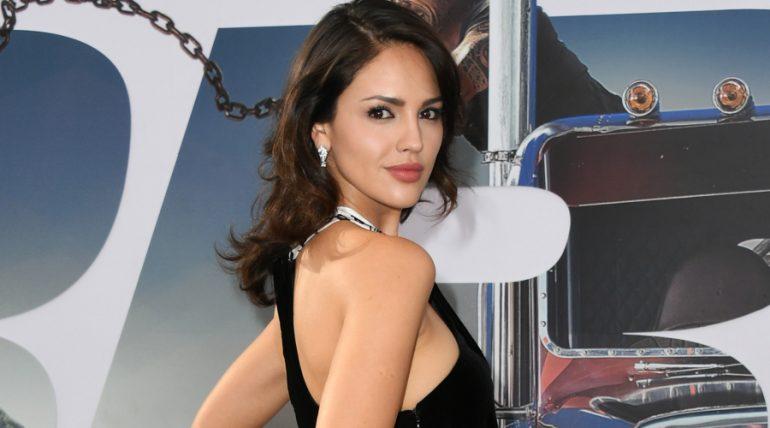 Eiza González. Foto: Getty Images