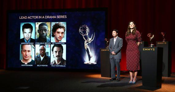 Nominados Premios Emmy 2019. Foto: Getty Images