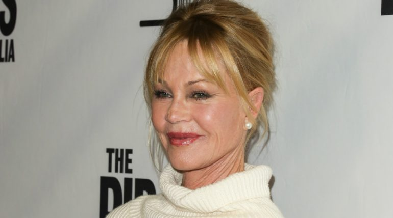 Melanie Griffith. Foto: Getty Images