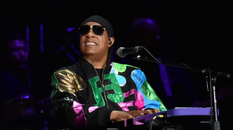 Stevie Wonder. Foto: Getty Images