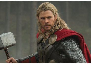 Chris Hemsworth, Thor. Foto: Marvel Studios