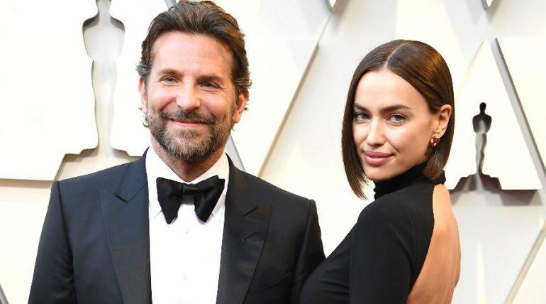 Bradley Cooper e Irina Shayk. foto: Getty Images