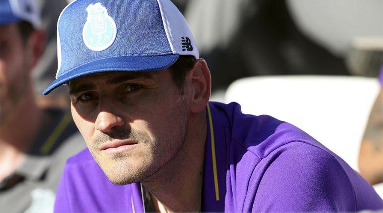 Porto anunció que Iker Casillas se retira de las canchas - Getty