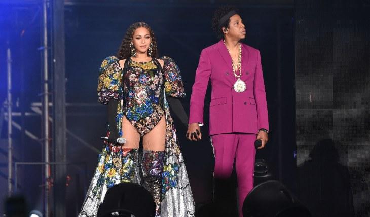 Beyoncé y Jay Z. Foto: Getty Images