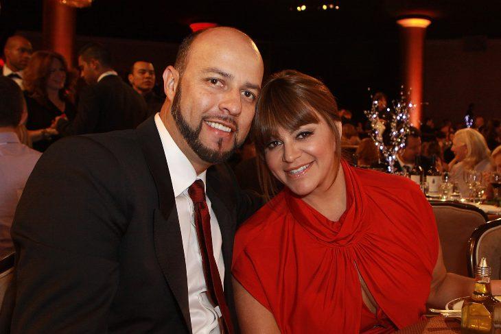 Jenni Rivera y Esteban Loaiza | Foto: Getty Images