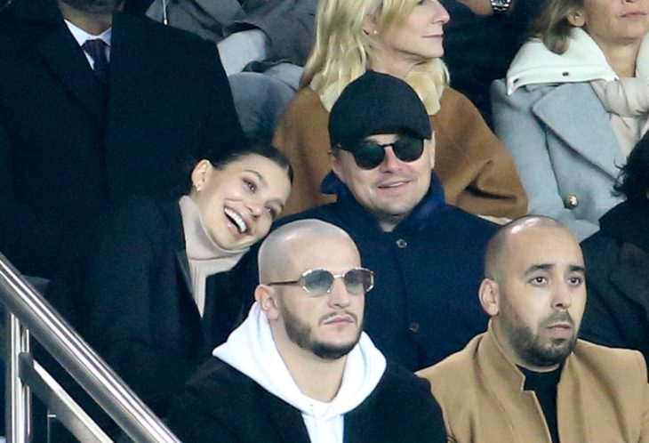 Leonardo DiCaprio y Camila Morrone | Foto: Getty Images
