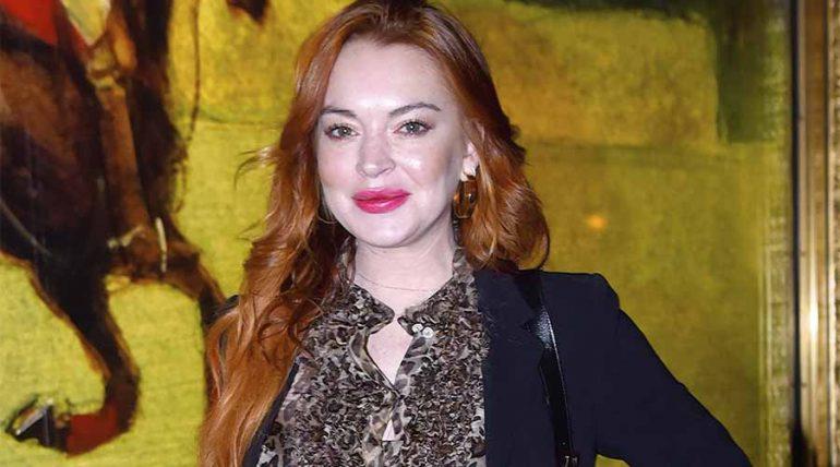 Lindsay Lohan celebra su cumpleaños 33 con sexy foto desnuda - Getty
