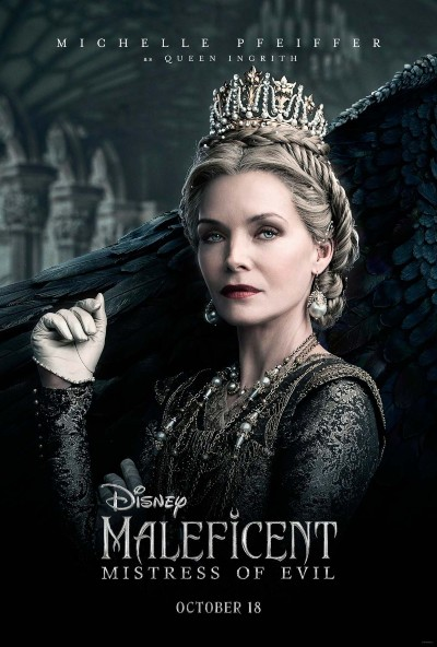 Reina Ingrith (Michelle Pfeiffer). Foto: Disney