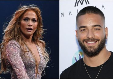 Jennifer López y Maluma | Fotos: Getty Images