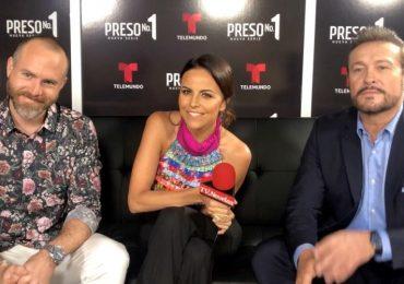 Erik Hayser, Alejandra Ambrosi y Arturo Peniche | Foto: YouTube TVyNovelas