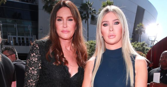 Caitlyn Jenner, Sophia Hutchins. Foto: Getty Images