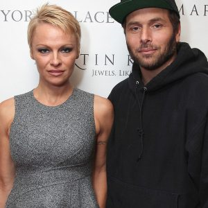 Pamela Anderson y Rick Salomon - Getty