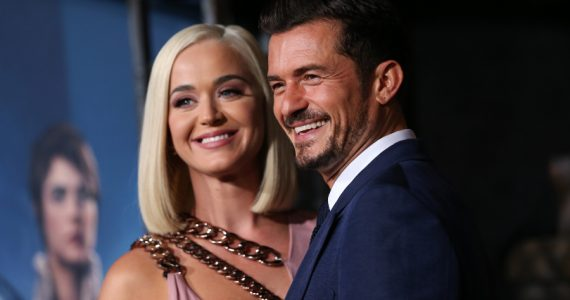 Katy Perry, Orlando Bloom. Foto: Getty Imges