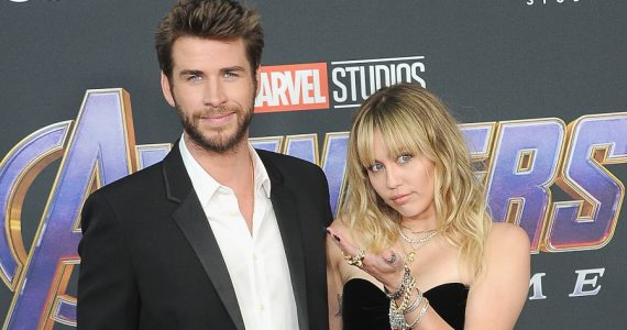 Liam Hemsworth, Miley Cyrus. Foto: Getty Images