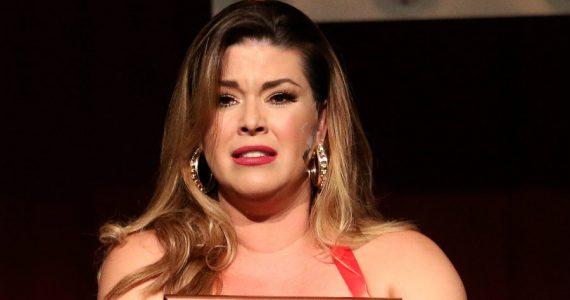 Alicia Machado. Foto: Getty Images