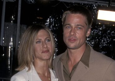 Jennifer Aniston y Brad Pitt | Foto: Getty Images
