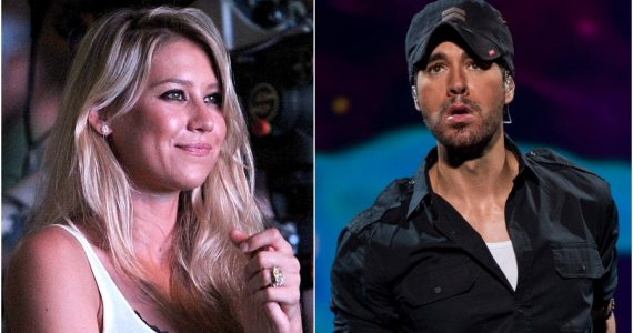 Anna Kournikova y Enrique Iglesias | Fotos: Getty Images