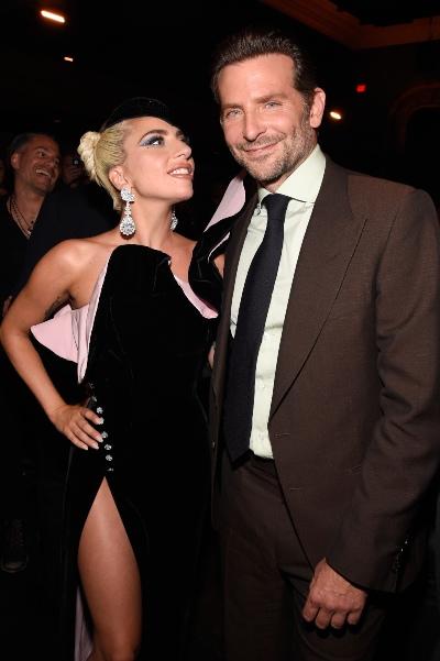 Lady Gaga y Bradley Cooper. Foto: Getty Images