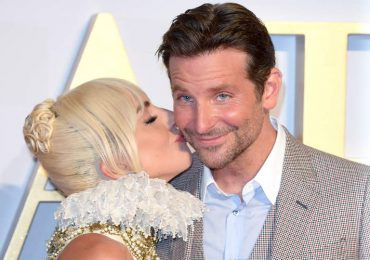 Lady Gaga y Bradley Cooper. Foto: Getty Images