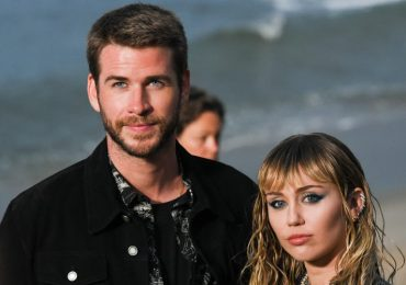 Miley Cyrus y Liam Hemsworth | Foto: Getty Images