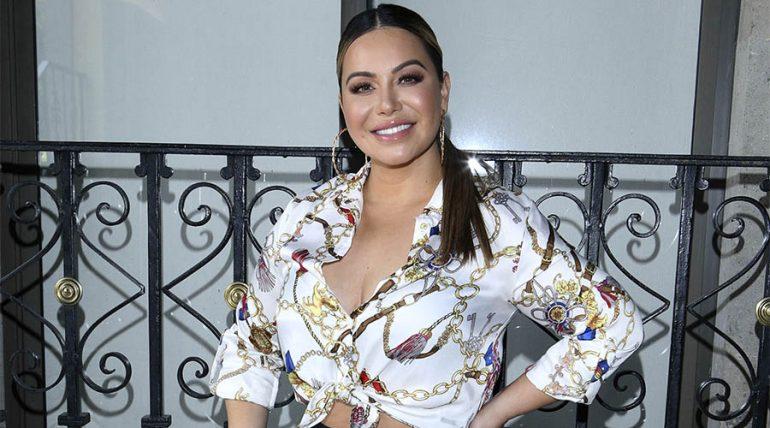 Chiquis Rivera presume que sabe hacer tortillas de harina para su esposo - Getty
