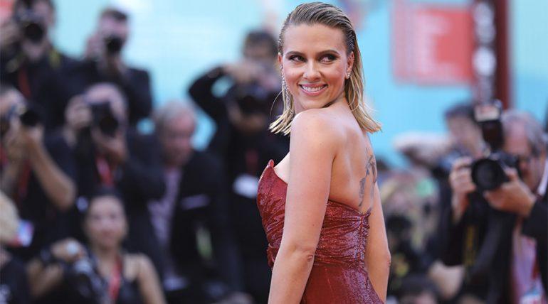 Scarlett Johansson nuevamente es la actriz mejor pagada - Getty