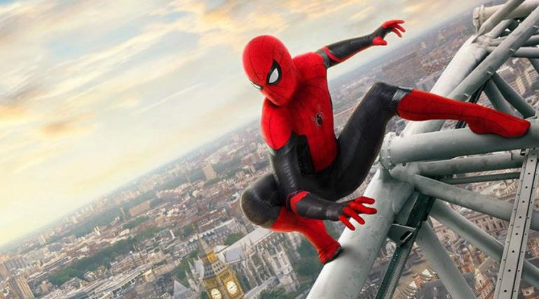 Spider-Man. Foto: Cortesía Sony Pictures