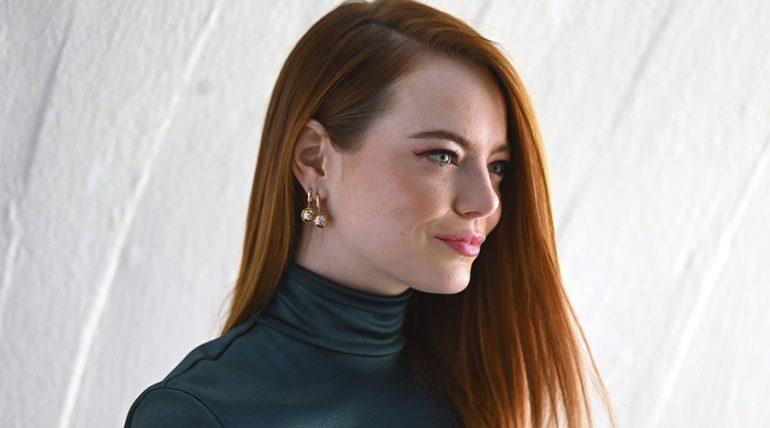 Emma Stone - Getty