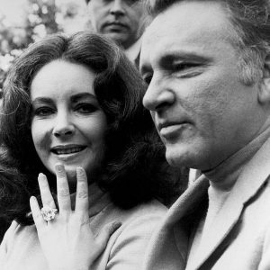 Elizabeth Taylor y Richard Burton - Getty