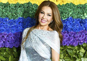 Thalía utiliza marihuana para lucir más bella y joveThalía utiliza marihuana para lucir más bella y joven - Getty