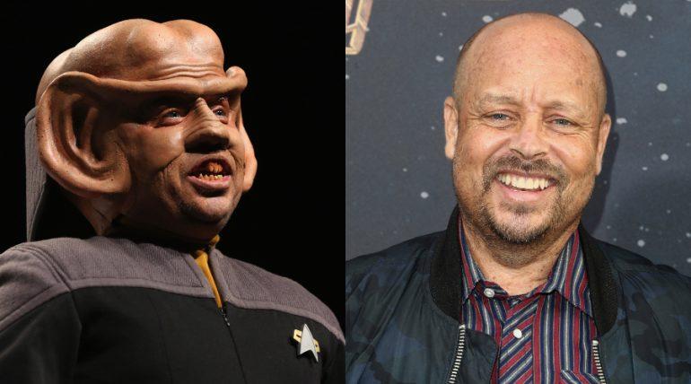 Aaron Eisenberg, Nog. Star Trek. Fotos: Getty Images
