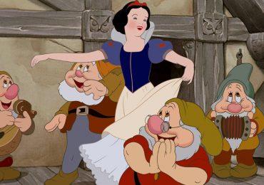 Blancanieves y los siete enanos. Foto: Disney