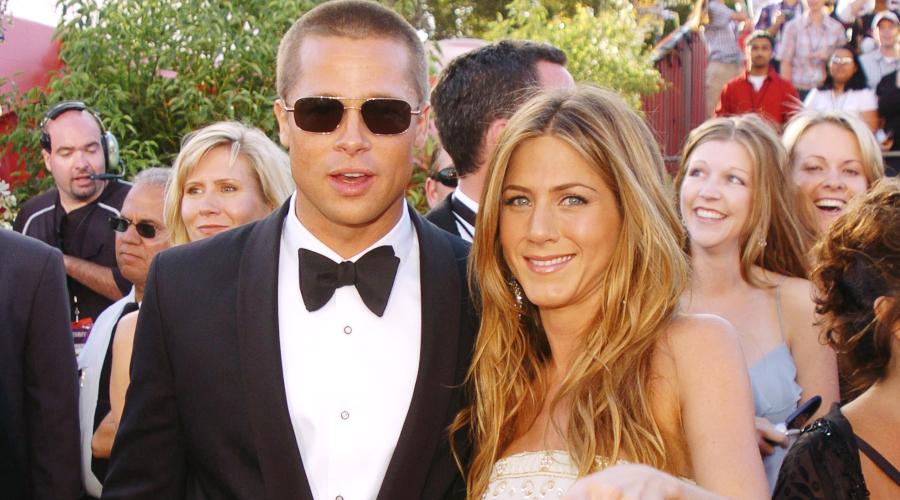 Brad Pitt, Jennifer Aniston. Foto: Getty Images