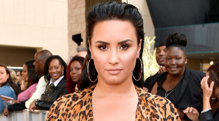 Demi Lovato. Foto: Getty Images
