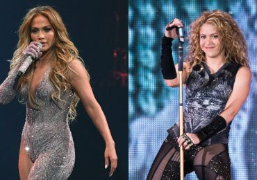 JLo / Shakira. Fotos: Getty Images