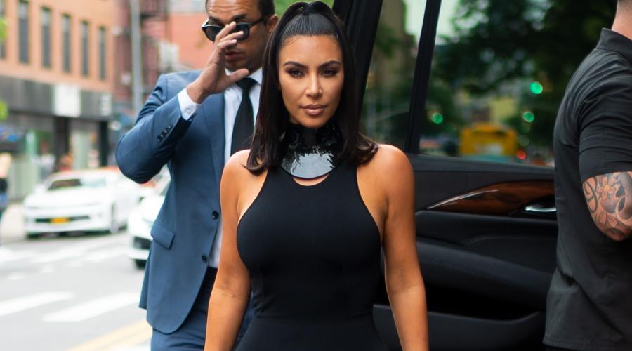 Perdida de peso kim kardashian