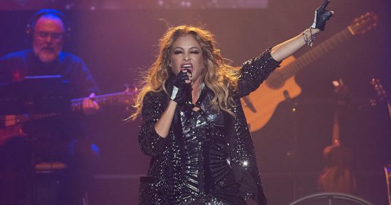 Paulina Rubio. Foto: Getty Images