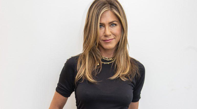 Jennifer Aniston confiesa que le pusieron una condición para protagonizar Friends - Getty