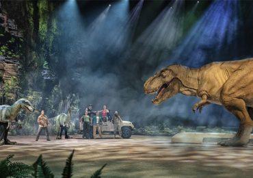 """Jurassic World"" contará con tres actores principales de ""Jurassic Park"" - Foto: Twitter: @JurassicWorld"