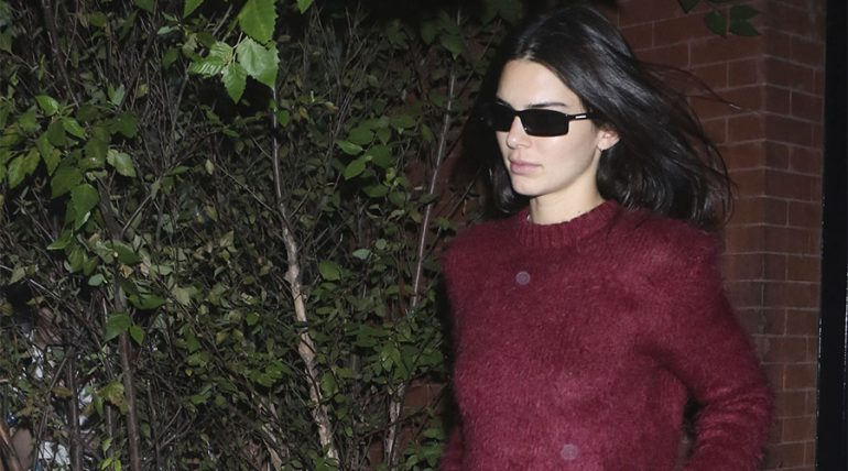 Kendall Jenner sorprende con nueva cabellera rubia - Getty