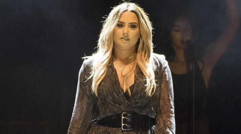 Demi Lovato asombra a sus seguidores con foto en bikini y sin Photoshop - Getty