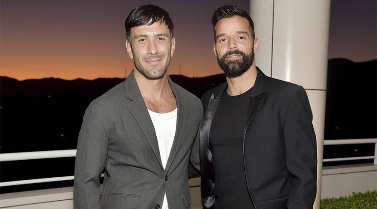 Ricky Martín y Jwan Yosef revelan que esperan otro bebé - Getty