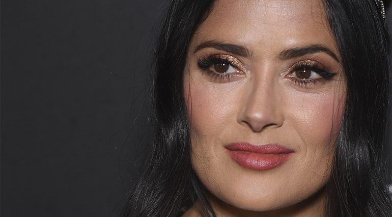 Salma Hayek es la actriz mexicana mejor pagada en Hollywood - Getty