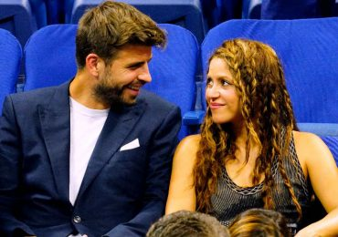 Shakira y Piqué. Foto: Getty Images