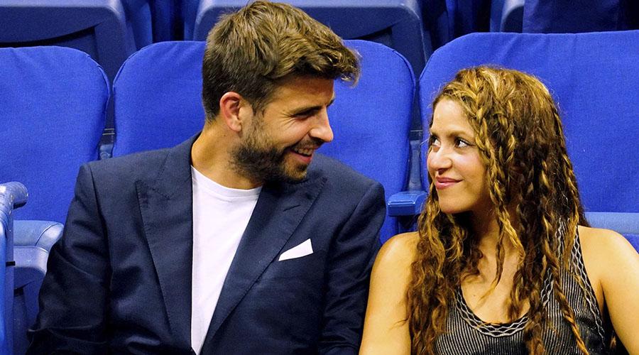 Shakira rompe el silencio y habla de su relación junto a Gerard Piqué - Getty