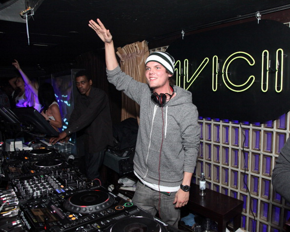 Avicii - Getty